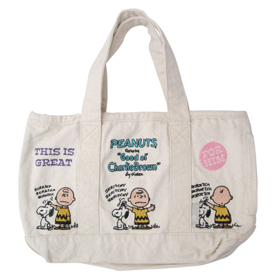 PEANUTS×ROOTOTE デリバッグ(Scratch)