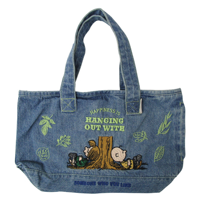 PEANUTS×ROOTOTE デリバッグ(Peppermint Patty)