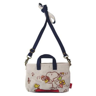 PEANUTS×ROOTOTE タイニールー フォン(Pawpet)