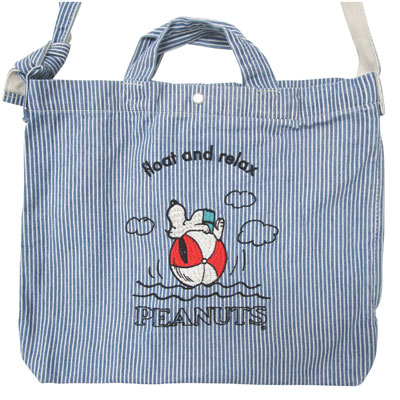 PEANUTS×ROOTOTE トール 2WAYバッグ(Float)