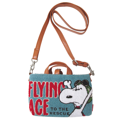 PEANUTS×ROOTOTE タイニールー フォン(Flying Ace)