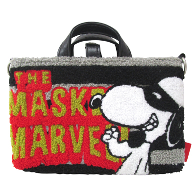 PEANUTS×ROOTOTE タイニールー フォン(M-Marvel)