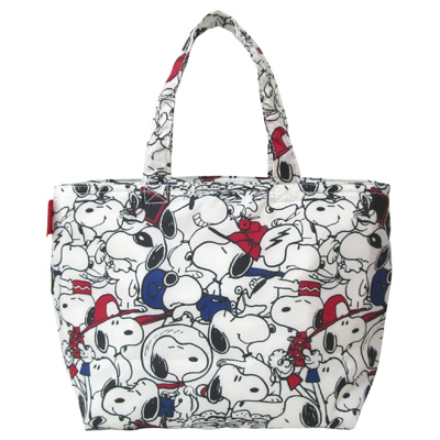 PEANUTS×ROOTOTE サーモキーパー ランチバッグ(Face)