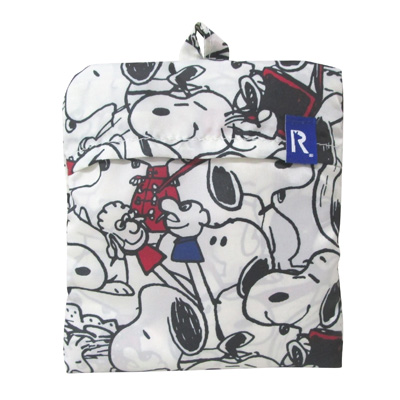 PEANUTS×ROOTOTE ショッパー ミッド(Face)