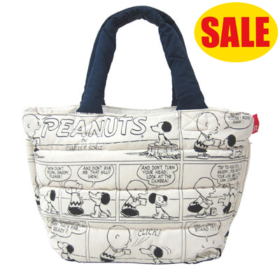 PEANUTS×ROOTOTE フェザールー デリバッグ (SMILE)