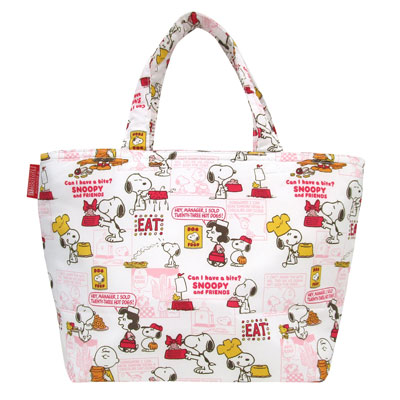 PEANUTS×ROOTOTE サーモキーパーランチ(FOOD)