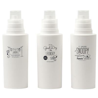 スヌーピー 洗濯洗剤 詰め替えボトル(ランドリーシリーズ/マット)