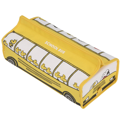 スヌーピー tente. (SNOOPY SCHOOL BUS)