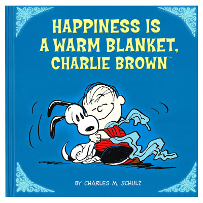 Happiness Is A Warm Blanket, Charlie Brown スヌーピーと幸せのブランケット (英語版)