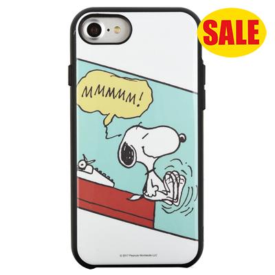 スヌーピー スヌーピー iPhone8/7/6s/6 IIIIfitケース (ドッグハウス)