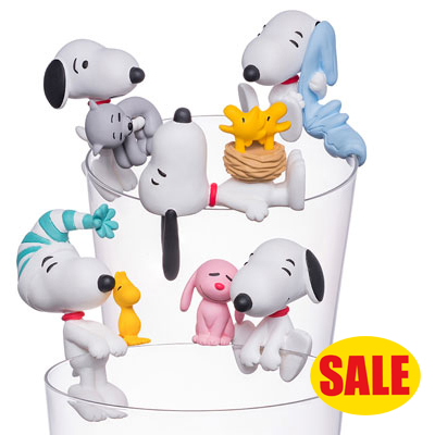 スヌーピー PUTITTO SNOOPY Vol.4(1BOX 8個入り)