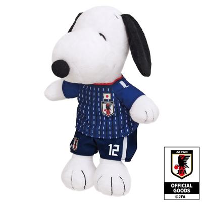 スヌーピー スヌーピー サッカー日本代表ver.ぬいぐるみ