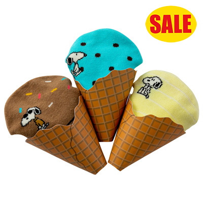 アイスクリームソックス 734円(税込)