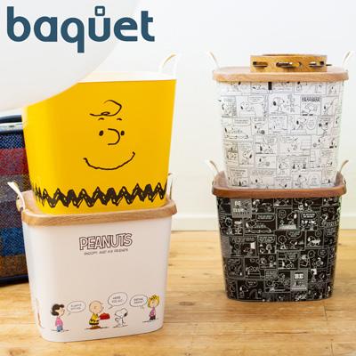 スヌーピー スヌーピー baquet (バケット)