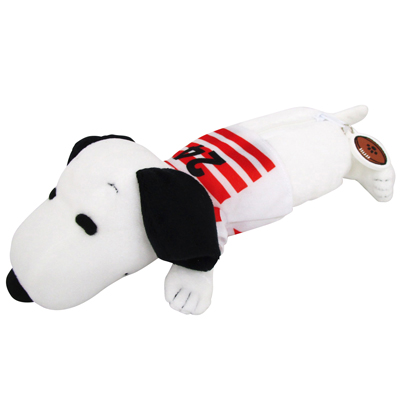 スヌーピー スヌーピー×ラグビー日本代表 寝そべりペンケース
