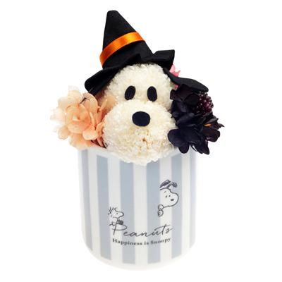スヌーピー スヌーピー お花スヌーピー (Halloween)