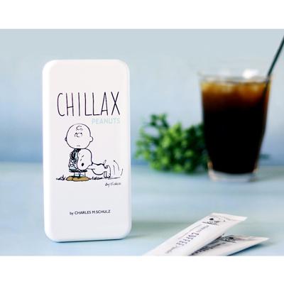 スヌーピー スヌーピー アイス専用 コーヒースティック 4本入 (CHILLAX)